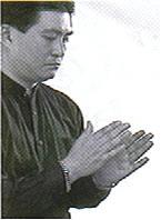 青島大明著DVDブック 『病気を自分で治す「気」の医学』 (講談社刊)部位別の気功法1