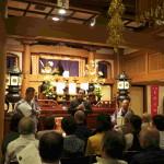 万松寺講演会